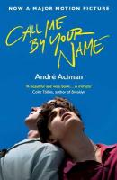 Call Me By Your Name Tie-In