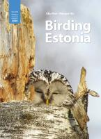 Birding Estonia. Second Edition
