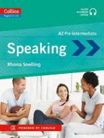 Speaking: A2, Speaking: A2