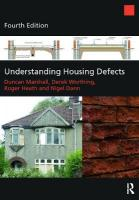 Understanding Housing Defects 4th New edition