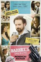 Barney's Version: A Novel Film Tie-In