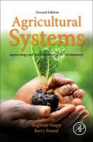 Agricultural Systems: Agroecology and Rural Innovation for Development: Agroecology and Rural Innovation for Development 2nd edition