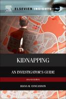 Kidnapping: An Investigator's Guide 2nd Revised edition