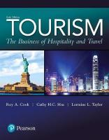 Tourism: The Business of Hospitality and Travel 6th Revised edition