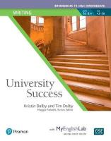 University Success Writing Intermediate, Student Book with MyLab English