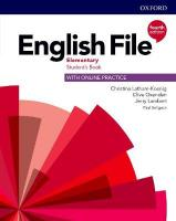 English File: Elementary: Student's Book with Online Practice 4th Revised edition