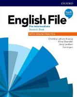 English File: Pre-Intermediate: Student's Book with Online Practice 4th Revised edition