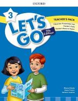 Let's Go: Level 3: Teacher's Pack 5th Revised edition