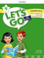Let's Go: Level 4: Teacher's Pack 5th Revised edition