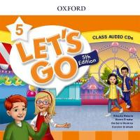 Let's Go: Level 5: Class Audio CDs 5th Revised edition
