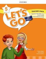 Let's Go: Level 5: Teacher's Pack 5th Revised edition