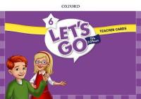 Let's Go: Level 6: Teacher Cards 5th Revised edition