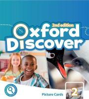Oxford Discover: Level 2: Picture Cards 2nd Revised edition