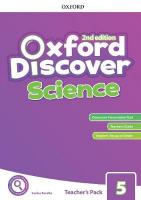 Oxford Discover Science: Level 5: Teacher's Pack