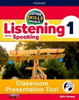 Oxford Skills World: Level 1: Listening with Speaking Classroom Presentation   Tool