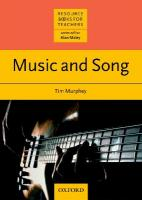 Music and Song illustrated edition