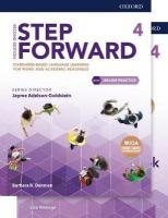 Step Forward: Level 4: Student Book/Workbook Pack with Online Practice 2nd Revised edition