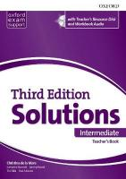 Solutions: Intermediate: Teacher's Pack: Leading the way to success 3rd Revised edition