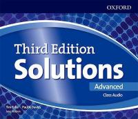 Solutions: Advanced: Class CDs 3rd Revised edition