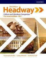 Headway: Pre-intermediate: Culture & Literature Companion 5th Revised edition