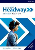 Headway: Intermediate: Teacher's Guide with Teacher's Resource Center 5th Revised edition