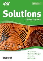 Solutions: Elementary: DVD-ROM 2nd Revised edition