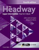 New Headway: Upper-Intermediate (B2): Teacher's Book plus Teacher's Resource Disc: The world's most trusted English course 4th Revised edition
