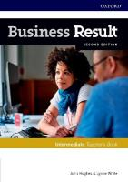Business Result: Intermediate: Teacher's Book and DVD: Business English you can take to work <em>today</em> 2nd Revised edition, Intermediate, Business Result: Intermediate: Teacher's Book and DVD