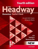New Headway: Elementary A1-A2: Teacher's Book plus Teacher's Resource Disc: The world's most trusted English course 4th Revised edition, Elementary level, Teachers Pack (Teacher's Book and Teacher's Resource Disc)