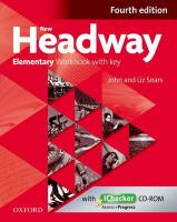 New Headway: Elementary A1 - A2: Workbook plus iChecker with Key: The world's most trusted English course 4th Revised edition, Workbook plus iChecker with Key