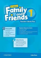 Family and Friends: Level 1: Teacher's Book Plus 2nd Revised edition