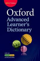 Oxford Advanced Learner's Dictionary: Paperback plus DVD plus Premium Online   Access Code 9th Revised edition