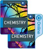 IB Chemistry Print and Online Course Book Pack: Oxford IB Diploma Programme 2014 Edition