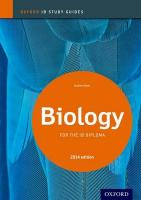 Oxford IB Study Guides: Biology for the IB Diploma 2014 2014 Edition