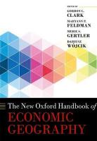 New Oxford Handbook of Economic Geography