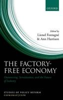 Factory-Free Economy: Outsourcing, Servitization, and the Future of Industry