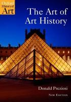 Art of Art History: A Critical Anthology New