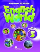 English World 5 Student Book: Student Book