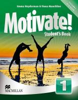 Motivate! Level 1 Student's Book plus Digibook CD Rom Pack