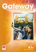 Gateway 2nd edition A1plus Student's Book Pack 2nd edition