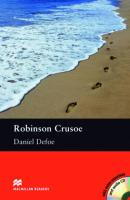 Macmillan Readers Robinson Crusoe Pre Intermediate Pack, A2-B1, Robinson Crusoe - Book and Audio CD Pacl - Pre Intermediate   Pre-intermediate British English