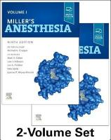 Miller's Anesthesia, 2-Volume Set 9th Revised edition