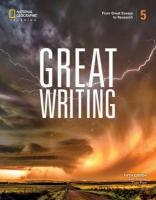 Great Writing 5: From Great Essays to Research 5th edition