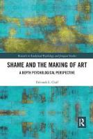 Shame and the Making of Art: A Depth Psychological Perspective