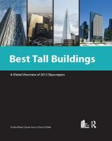 Best Tall Buildings 2013: CTBUH International Award Winning Projects