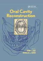 Oral Cavity Reconstruction