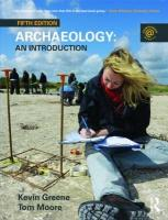 Archaeology: An Introduction 5th New edition