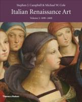 Italian Renaissance Art: Volume Two 2nd ed.