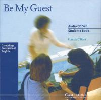 Be My Guest Audio CD Set (2 CDs)