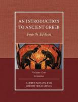 Introduction to Ancient Greek 4th Edition